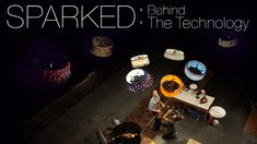 SPARKED: Behind the Technology. A collaboration between Cirque du Soleil, ETH Zurich, and Verity Studios.