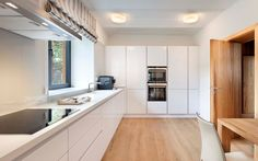 Archiweb - Chalupa u Blaníku Kitchen Cabinets, Home Decor, Decoration Home, Room Decor, Cabinets, Home Interior Design, Dressers, Home Decoration, Kitchen Cupboards