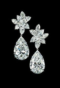 Graff Abstract Diamond Earrings - The Fashion Street