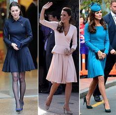 The Charming Style of Kate Middleton  #KateMiddleton #celebritystyle