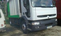 Renault Premium 260 recolha de resíduos. Muito bom estado.