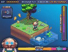 Fishing Ogre by Gunstar Red