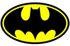 KIEV, UKRAINE - APRIL Batman logo printed on paper and placed on white background. Batman is one of the most popular and well-known comic book characters and fictional characters. Logo Batman, Batman Shirt, Batman Birthday, Batman Party, Superhero Party, Printable Batman Logo, Free Printable, Logo Super Heros, Logo Vert