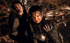 hunsel and gretel witch hunters