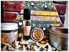 #MothersDay #Pamper Package Gift Set Organic by CrystalSensation, $49.99 #antiaging #bodybutter #organicperfume #veganlipbalm