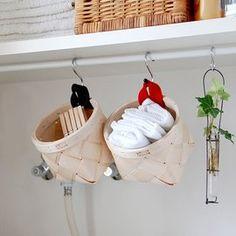 お気に入りの布で手作りしちゃお♡「巾着袋」の作り方とみんなのおしゃれ巾着 | キナリノ Toilet Paper, Laundry, Organization, Fashion News, Home Decor, Ideas, Laundry Room, Getting Organized, Organisation