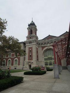 Ellis Island- New York City, New York