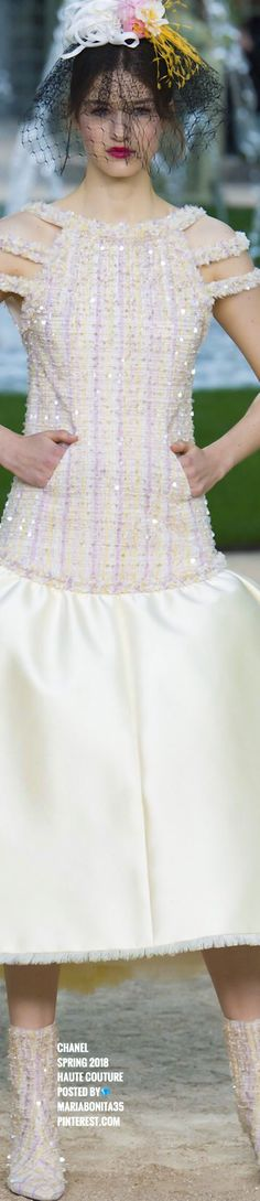 Chanel SS18 Haute Couture