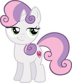 Smug Sweetie Belle by Osipush.deviantart.com on @DeviantArt