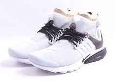 Nike Air Presto Mid Utility # 859524 005 Wolf Grey Men SZ 7 - 12 | eBay