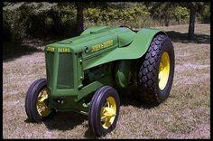 1937 John Deere Model AOS (orchard)