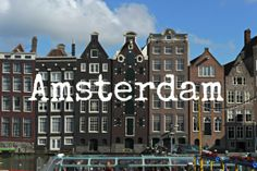 amsterdam several notes on this blog