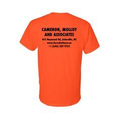 Cameron, Molloy and Associates - Orange