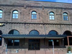 Historic Union Station in Hartford, Connecticut