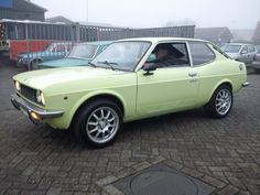 1974 Fiat 128 Coupe Maintenance/restoration of old/vintage vehicles: the…