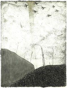 Kumi Obata : 音のない日 Day Without Sound at Davidson Galleries