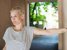 In Fülle leben. Interview mit Madhavi Guemoes Interview, Yoga, Lifestyle Blog, Diabetes, Mens Tops, T Shirt, Fashion, Life, Moda