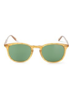 GARRETT LEIGHT 'Kinney' sunglasses. #garrettleight #'kinney'太阳眼镜