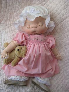 """Ella""  ~ sssssh!  She's asleep"