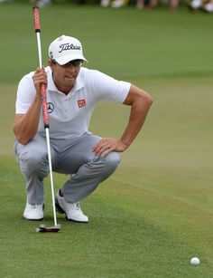 Adam Scott 2013 Masters winner
