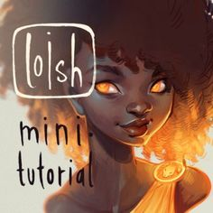 So here's my latest mini-tutorial! The main thing about drawing this hairstyle is to try and draw in the detail where it's really needed. It's not necessary to draw each individual curl! Coloring it in halfway helps to show the shape as a whole and keep it from just becoming a bunch of squiggly lines. Hope you like! More coming soon ~ for a preview check out my latest Instagram story ❤