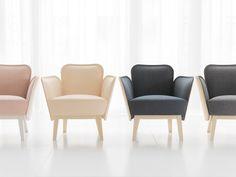 Sofa and armchair by Farg & Blanche for Gärsnäs