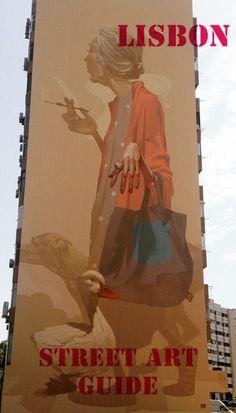 Lisbon Street Art Guide || Read it here…