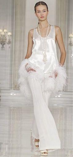 Ralph Lauren in White