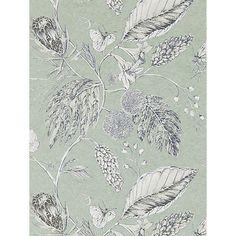 Buy Harlequin Amborella Wallpaper Online at johnlewis.com