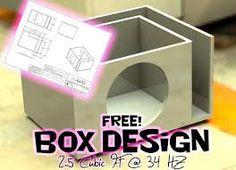 Resultado de imagen para subwoofer box design for 12 inch 12 Inch Subwoofer Box, Custom Subwoofer Box, Diy Subwoofer, Subwoofer Box Design, 12 Inch Speaker Box, Car Speaker Box, Speaker Box Design, Speaker System, Sub Box Design