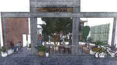 American Tea Room to open in downtown Los Angeles with oasis garden and more
