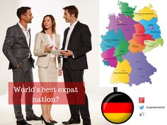 It has scored remarkably high in global expat surveys in the last two years. What is enabling the growth of Germany as a top country for expats?
