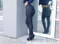 5 Pocket Full Length Skinny Jean