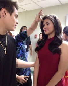 How he looked at her ctto Enrique Gil, Liza Soberano, I Love You, Sari, Instagram Posts, Fashion, Amor, Saree, Moda