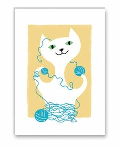 yarn kitty