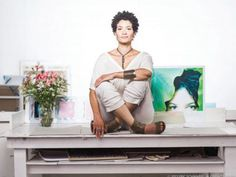 A modern day shape shifter, artist Akua Auset has used her observations and life experiences to educate, transform, and evolve her community, her career, her brand, and her business to a higher way or thinking. Medicine woman and intuitive, able to magically transform and enlighten people who cross her path, Auset is a natural healer. …