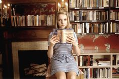 Another Wes Anderson production makes the cut into our round-up, thanks to the design of the Tenenbaum family's brilliantly outlandish home. Major highlights? The indoor telephone booth, the tasselled sofas, the portrait-clad ballroom, the green-curtained roll-top bath, and Zebra-printed wallpaper.