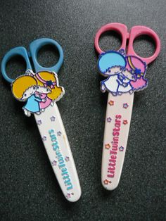 【1976】Scissors Set ★Little Twin Stars★