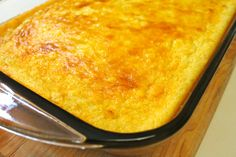How to make creamy corn pudding just like Grandma use to make for the holidays! As many of you know I record my videos about a month or so in advance. Therefore I was done recording all of my Chri…