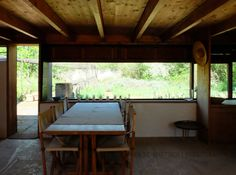 openhouse : summer house : architecture : Roland Rainer : st. margarethen