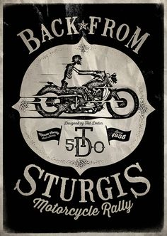 Back From Sturgis by Ted Dollar 2013