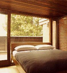 Suntop Homes: Otto Mallery & Tod Company duplex. 1939. Armore, Pennsylvania. Frank Lloyd Wright