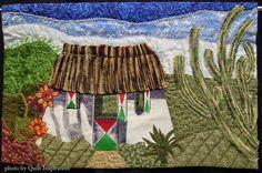 Quilt Inspiration: Quilts of Curaçao
