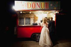 food truck wedding treats