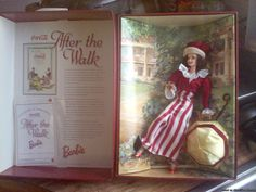 COCA-COLA BARBIE AFTER THE DARK - Classified Ad