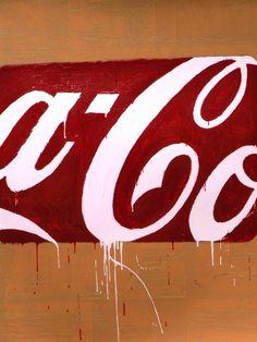 Mario Schifano: Coca Cola (1962)