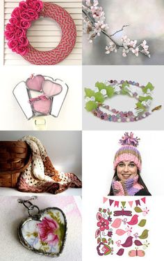 All you Need is Love. Pink Love. by Margalit H. on Etsy--Pinned with TreasuryPin.com