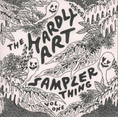 Various-Indie The Hardly Art Sampler Thing: Vol. 1 2015 USA CD album: VARIOUS-INDIE The Hardly Art Sampler Thing: Vol. 1 (2015 US 8-track…