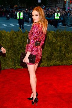 The Met Gala 2013: The Best of the Red Carpet - Kate Bosworth
