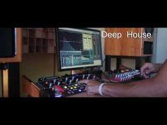 Audio Mastering Studio: Mastering Deep House Music. Audio Mastering